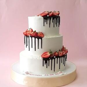 """Торт """"Свадебный"""" Арт. 00850"""