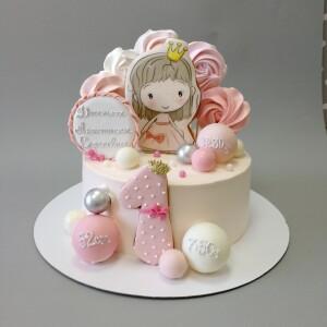 "Торт ""Принцесса"" Арт. 00868"