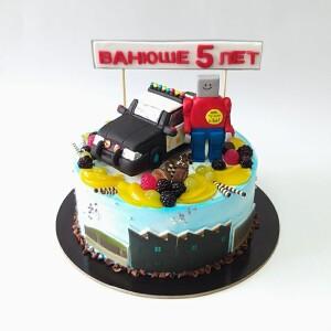 """Торт """"На День рождения"""" Арт. 00881"""