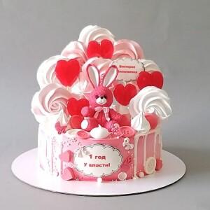 """Торт """"На 1 год"""" Арт. 00874"""