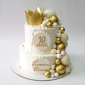 """Торт """"Для принцессы"""" Арт. 00882"""