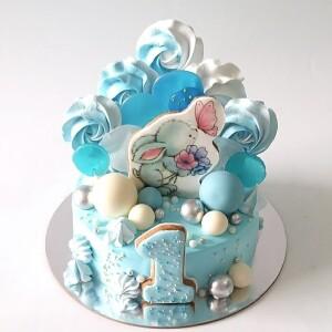 "Торт ""На 1 годик"" Арт. 00887"
