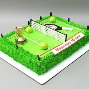 """Торт """"Для теннисиста"""" Арт. 00899"""