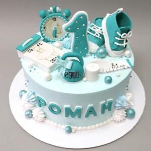 """Торт """"На 1 год"""" Арт. 00934"""