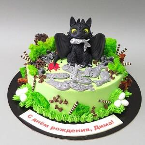 """Торт """"Беззубик"""" Арт. 00935"""