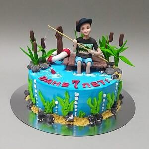 """Торт """"На День рождения"""" Арт. 00936"""