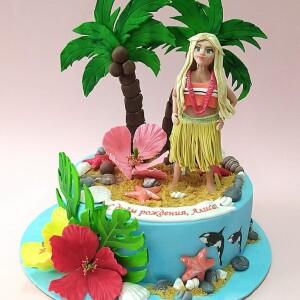"Торт ""Тропический"" Арт. 00924"