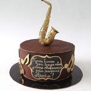 "Торт ""Для музыканта"" Арт. 00928"