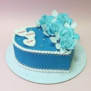"Торт ""На свадебную годовщину"" Арт. 00955"