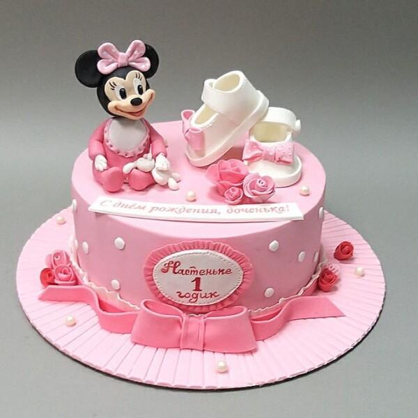 """Торт """"На 1 год ребенку"""" Арт. 00942"""