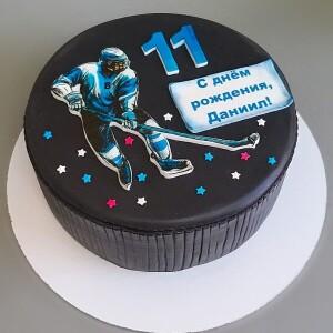 """Торт """"Для хоккеиста"""" Арт. 00959"""
