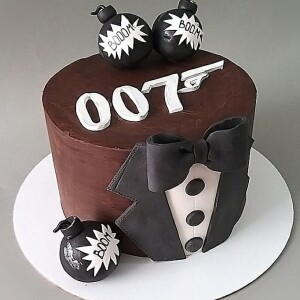 "Торт ""На 23 февраля"" Арт. 00969"