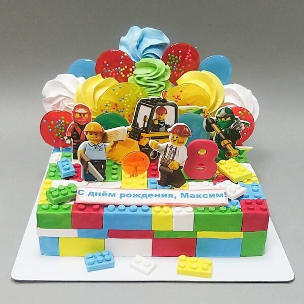 """Торт """"Лего"""" Арт. 00970"""