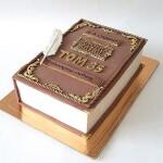 """Торт """"Книга"""" Арт. 00974"""