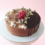 "Торт ""Шоколадная Малина"" Арт. 00984"