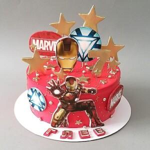"""Торт """"Супергерой"""" Арт. 00985"""