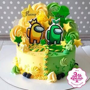 """Торт """"На День рождения"""" Арт. 01023"""