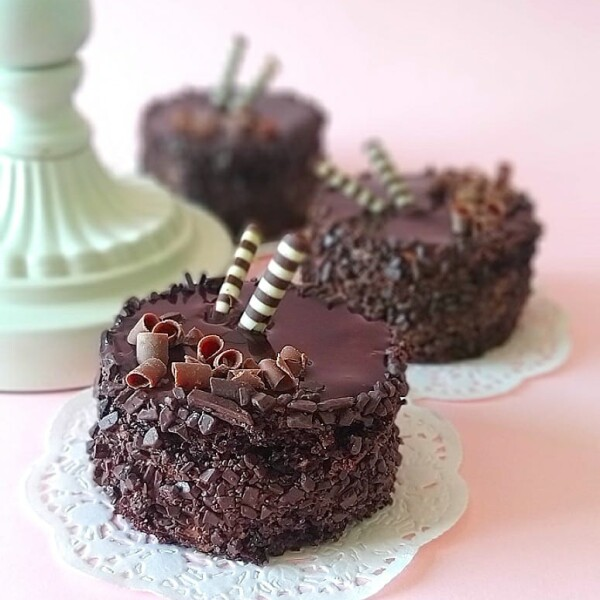 """Пирожное """"Шоколадное"""" Арт. 01024"""