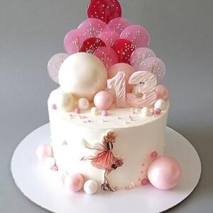 """Торт """"Для юной леди"""" Арт. 01025"""