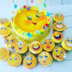 """Торт """"На выпускной"""" Арт. 01018"""