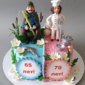 """Торт """"Двойной"""" Арт. 01050"""