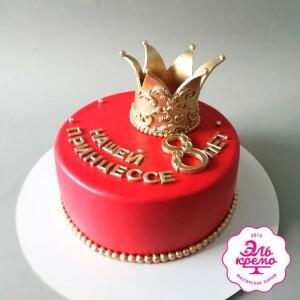 """Торт """"Для принцессы"""" Арт. 01054"""