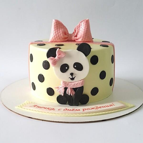 "Торт ""Милая панда"" Арт. 01071"