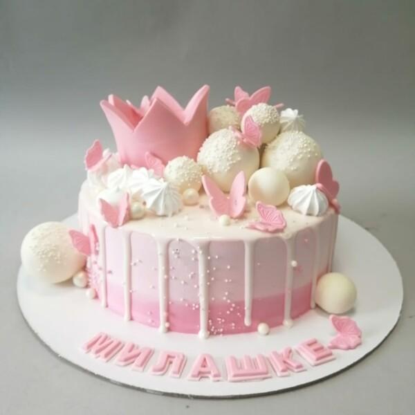 """Торт """"Для принцессы"""" Арт. 01075"""