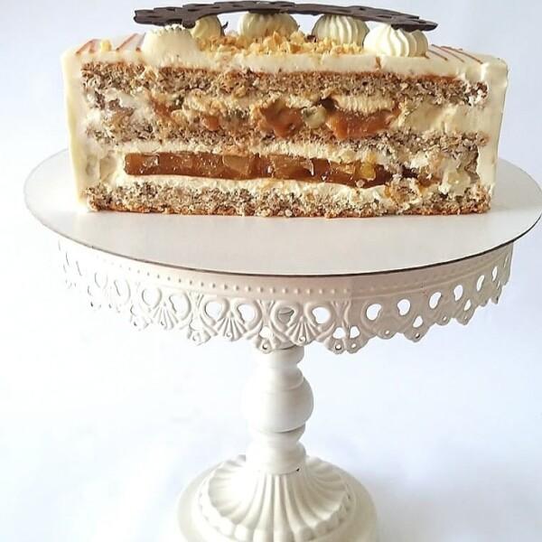 """Торт """"Груша Дор Блю"""" Арт. 01074"""