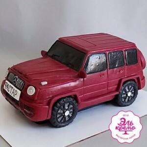 "Торт ""Автомобиль"" Арт. 01088"